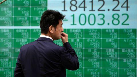 Asiens Leitbörse in Tokio ist angesichts wachsender Sorgen über die Folgen des Coronavirus erneut eingebrochen.