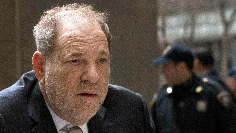 Harvey Weinstein, ehemaliger Filmproduzent aus den USA