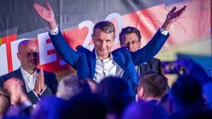 Björn Höcke, Fraktions- und Landeschef der AfD Thüringen