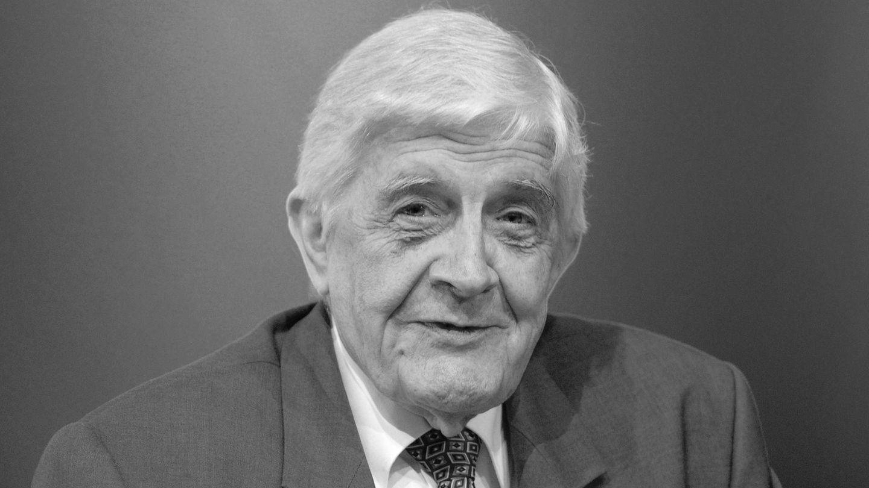 Tote Promis 2020 - FDP-Politiker Burkhard Hirsch verstorben