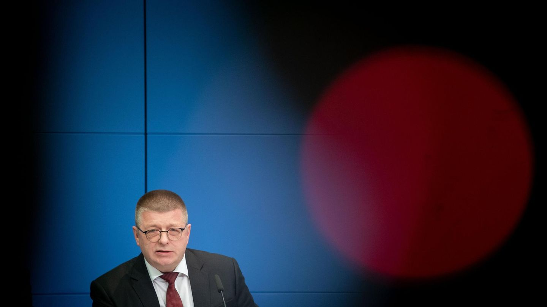 Thomas Haldenwang, Präsident vom Bundesamt für Verfassungsschutz (BfV)