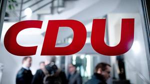 Das Logo der CDU
