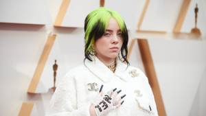 Billie Eilish bei den Oscars 2020