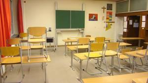 Viele Klassenzimmer bleiben wegen Schulschließungen vorerst leer.