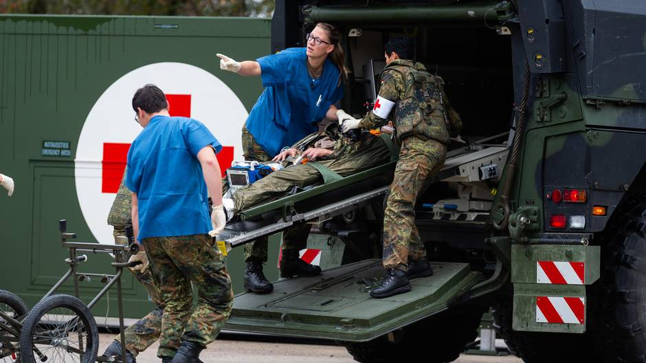 Bundeswehr und Coronavirus
