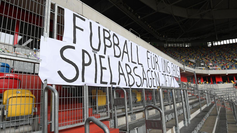 Im Moment kann niemand sagen, wie es in der Fußball-Bundesliga weitergehen wird.