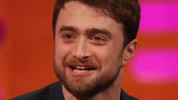 Daniel Radcliffe bekam mit 11 Jahren die Hauptrolle als Harry Potter