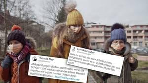 Reaktionen auf geschlossene Schulen in Deutschland: #Twitterlehrerzimmer