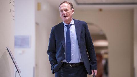 Für viele Kritker stehtBVB-Boss Hans-Joachim Watzke für die gierige Seite des Fußballs