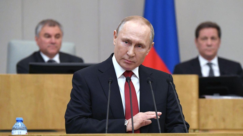 Wladimir Putin könnte nach seinen Plänen bis 2036 russischer Präsident bleiben