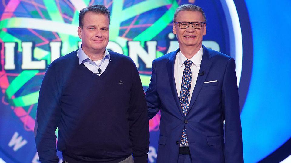 Wer wird Millionär? mit Günther Jauch