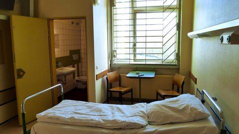 Coronavirus: Gefängnis-Krankenhaus in Fröndenberg