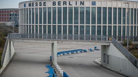 Stadt Berlin Messegelände