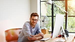 Home-Office einrichten: So gelingt das Arbeiten in den eigenen vier Wänden