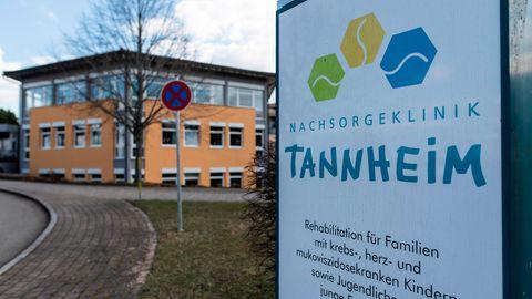 Vater lügt über Heinsberg-Aufenthalt: Nachsorgeklinik Tannheim muss schließen