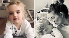 Nina Bott: Tochter Luna gibt süße Corona-Tipps