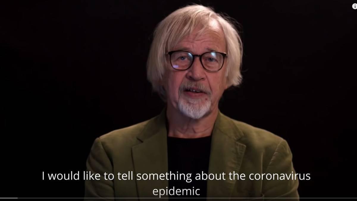 Wolfgang Wodarg Kritik