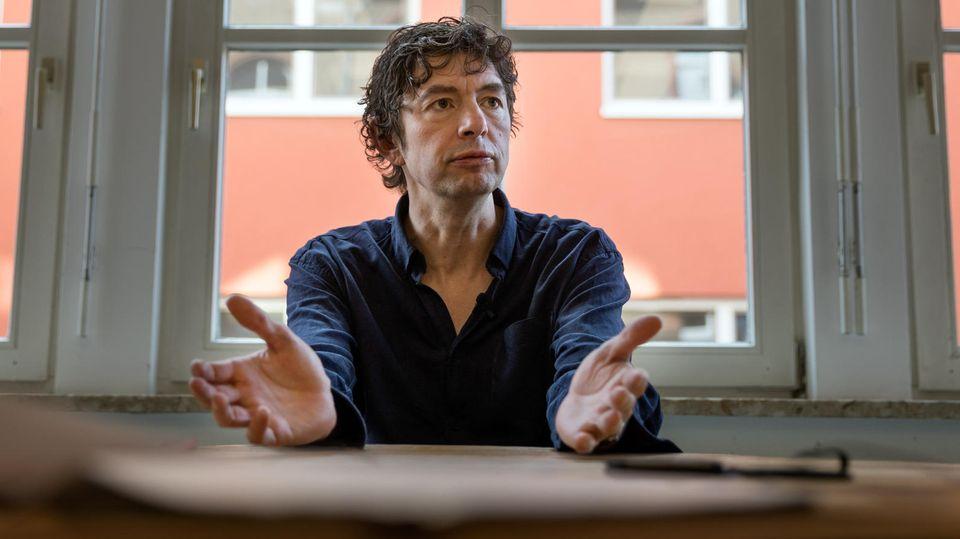 Videologe Christian Drosten zum Coronavirus.