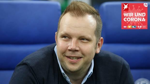 Wolff-Christoph Fuss, Sky-Moderator und Journalist
