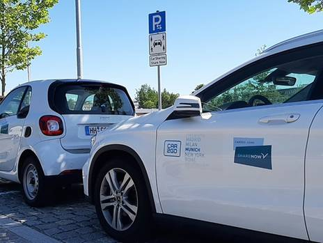 Carsharing Share Now
