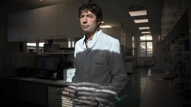 Christian Drosten, Direktor des Instituts für Virologe an der Berliner Charité