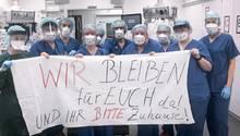 Schutz Krankenhaus