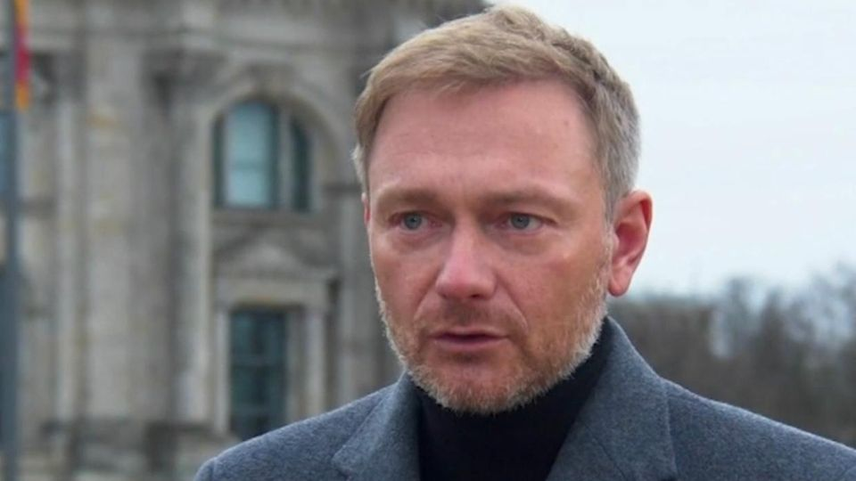 Christian Lindner im ntv-Frühstart