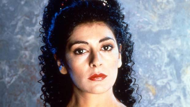 """""""Raumschiff Enterprise - Das nächste Jahrhundert"""": Marina Sirtis als Deanna Troi"""