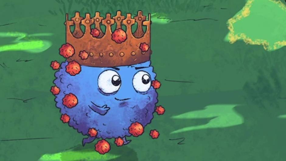 Dieses Video der Firma Meditricks erklärt Kindern das Coronavirus