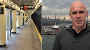 Coronavirus: stern-Korrespondent Jan-Christoph Wiechmann über die Lage in New York