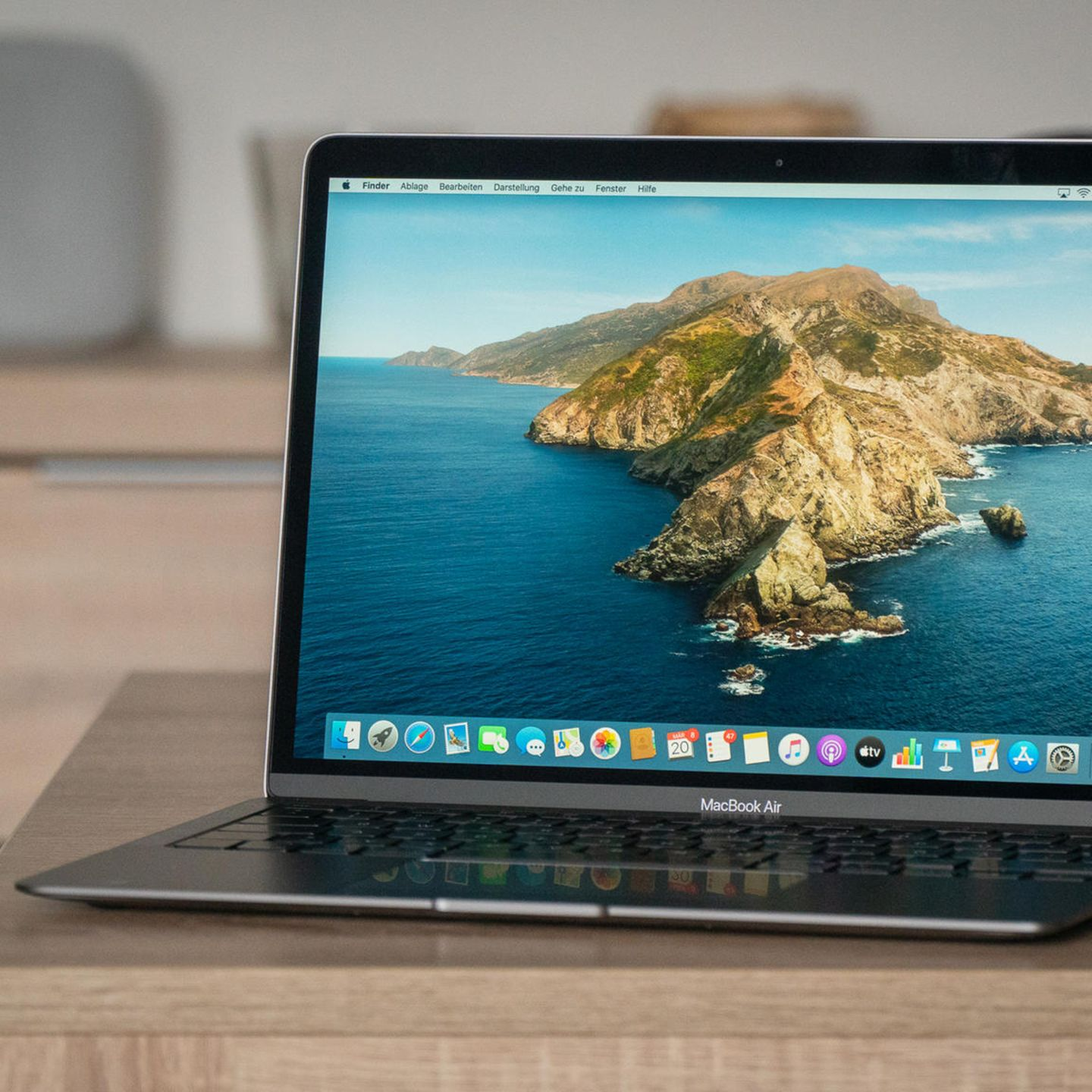 Macbook Air 2020 Test So Gut Ist Apples Gunstigster Laptop Stern De