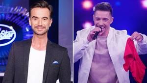 """DSDS: Florian Silbereisen schenkte Kandidat Ramon seine rote """"Glücksunterhose"""""""
