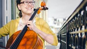 """Corona-Krise: Musiker spielen """"Ode an die Freude"""" heute vom Balkon aus"""
