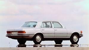 Mercedes 450 SEL 6.9 - Baureihe W 116
