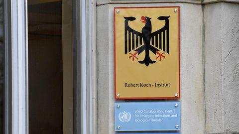 Robert-Koch-Institut in Berlin