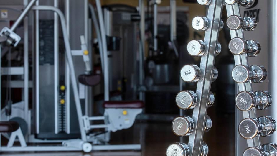 Corona und Fitnessstudios