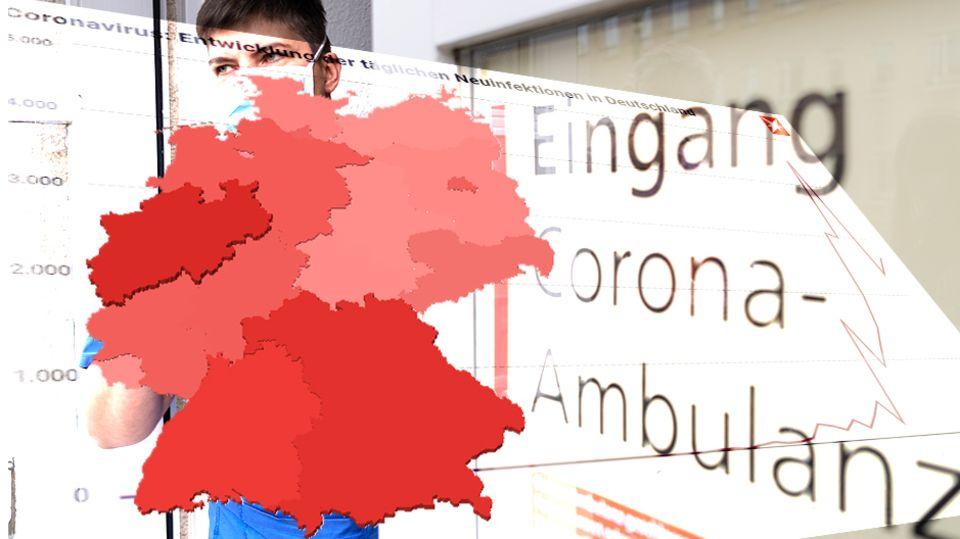 Coronavirus Zahlen Daten Karten Deutschland Welt