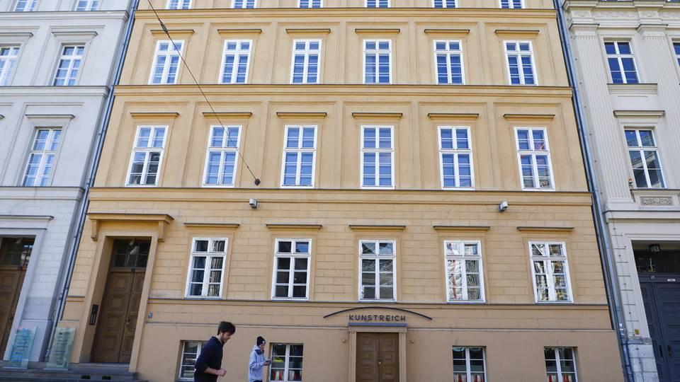 Kupfergraben 6, die Wohnung der Kanzlerin