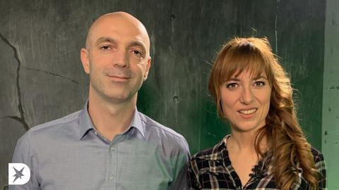 DISKUTHEK: Podcast mit Jonas Schmidt-Chanasit zum Coronavirus