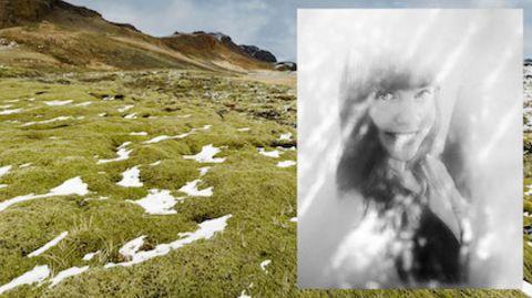 Landschaft auf Island / Foto von Birna Brjánsdóttir