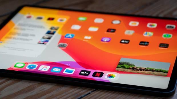 Mit dem Betriebssystem iPadOS ist das Tablet deutlich flexibler geworden.