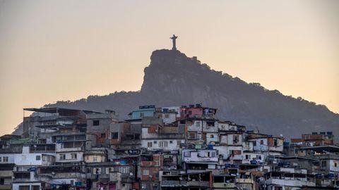 Coronavirus: Favelas von Rio de Janeiro