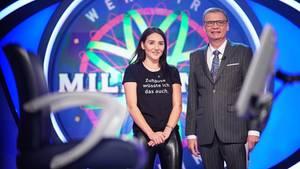 Wer wird Millionär: Lydia Hutter hat eine Botschaft an ihren Freund