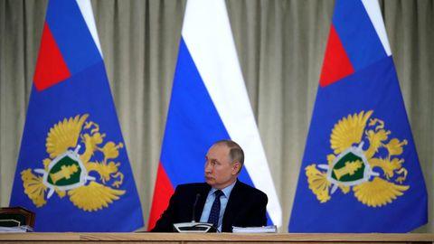 """Präsident Putin: Wirklich """"alles unter Kontrolle""""?"""