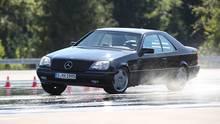 Mercedes S-Klasse Coupé C 140