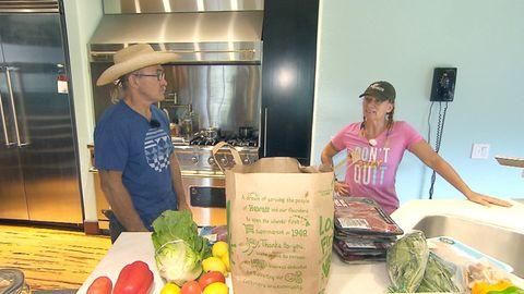 Konny und Manuela Reimann haben zusammen über 30 Kilogramm abgenommen