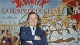 """24. März 2020  Der Zeichner der weltberühmten Asterix-Comics, Albert Uderzo, ist tot. Uderzo starb im Alter von 92 Jahren, wie seine Familie am Dienstag mitteilte. Gemeinsam mit Autor René Goscinny gehörte er zu den """"Vätern"""" der Comicserie um ein Dorf voller unbeugsamer Gallier, die den römischen Besatzern die Stirn bieten."""