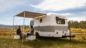Für zwei Personen auf Reisen passt der Traveler perfekt - für Dauercamper ist er nicht geeignet.