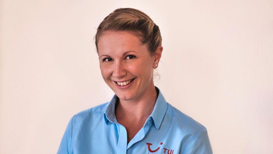Michaela Klotz arbeitet seit 2012 als Reiseleiterin für den Reisekonzern Tuiauf der Kanareninsel Teneriffa