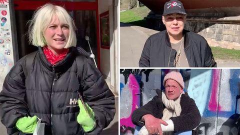 """Coronavirus: """"Die Vergessenen"""" – wie eine Sängerin Obdachlosen in Hamburg hilft"""